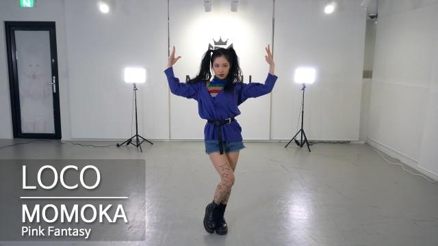 모모카 | ITZY(있지) - 'LOCO' Dance Cover