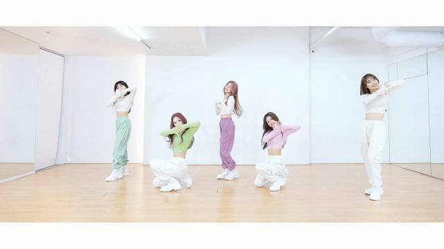 PRITTI-G(프리티지) '안녕(Hola)' Dance Practice