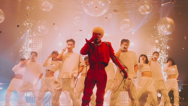 KEY 키 'BAD LOVE' Performance Video
