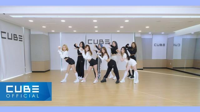 LIGHTSUM - 'VIVACE' (Choreography Practice Video)