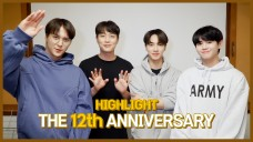 [From. Highlight] Highlight sends 12 year anniversary message