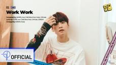LEE JIN HYUK (이진혁) 4th Mini Album [Ctrl+V] MUSIC THUMBNAIL