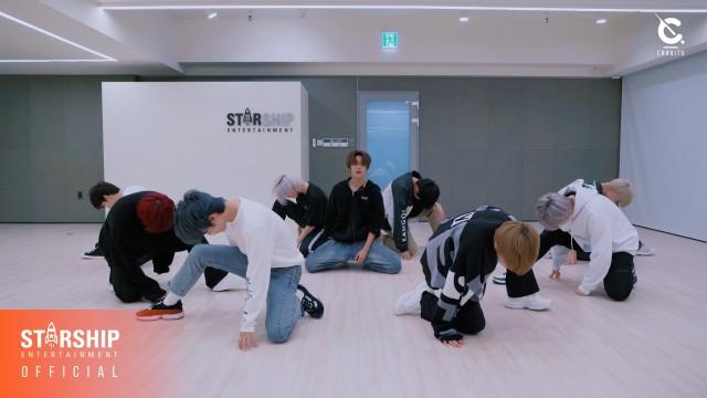 CRAVITY (크래비티) - 'VENI VIDI VICI' Dance Practice