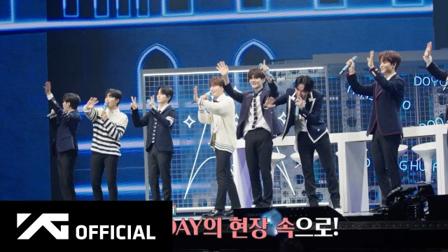 TREASURE - [T.M.I] EP.19 PRIVATE STAGE 'TEU-DAY' Behind The Scenes