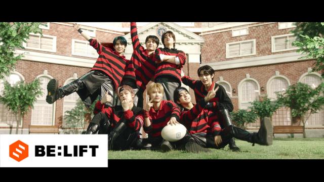 ENHYPEN (엔하이픈) 'Tamed-Dashed' Official MV (Seaside ver.)