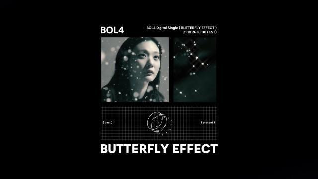 볼빨간사춘기(BOL4) - 'Butterfly Effect' Moving Teaser #2