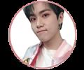[STICKER] Kim Dong Han <D-HOURS AM 7:03>
