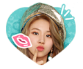 [STICKER] TWICE <What is Love?>