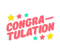 V [Congratulations]