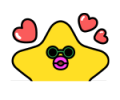 [V CREW] Fangirl emoticons for this Moment!